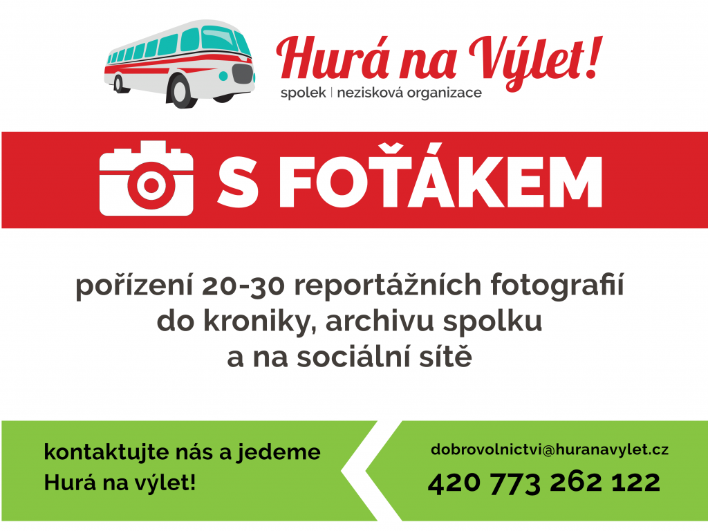 Fotograf Dobrovolníci Fcb | Hurá na Výlet