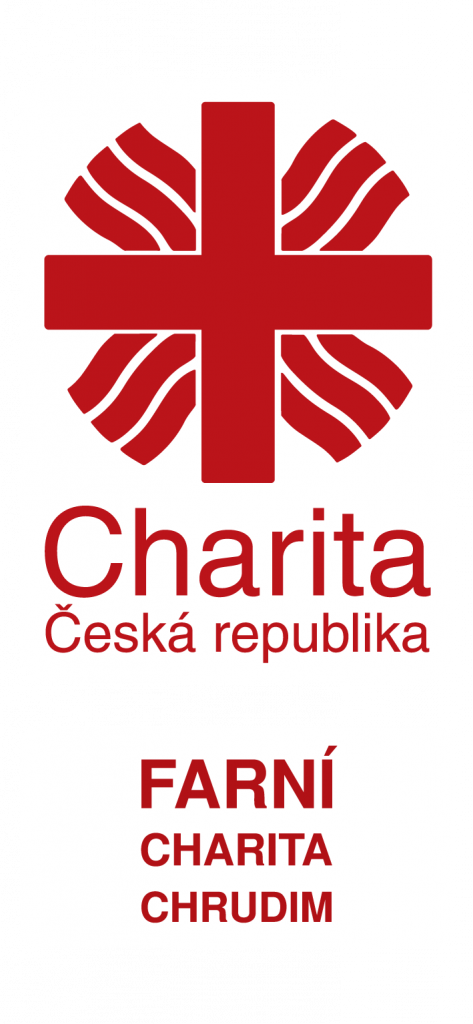 Logo Charita Pruhledne Pozadi | Hurá na Výlet
