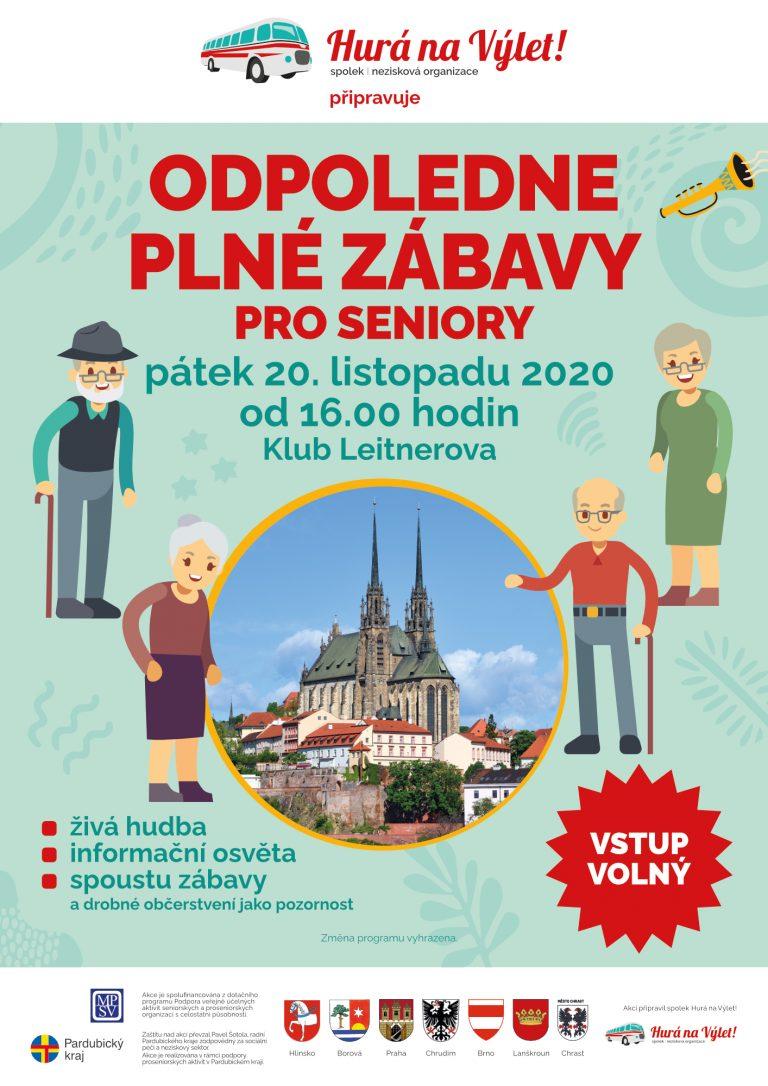 Brno Plakat A2   Hurá na Výlet