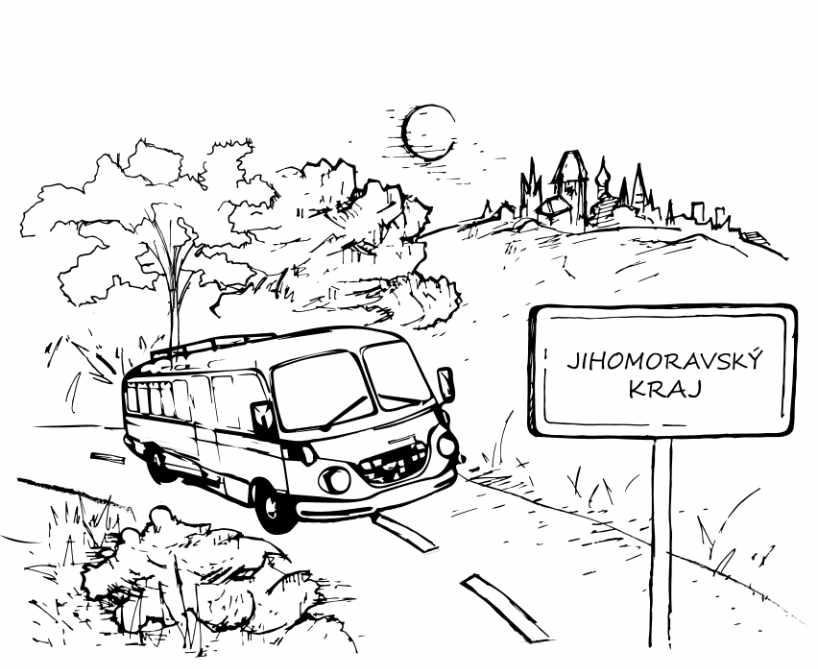 Jihomoravsky | Hurá na Výlet