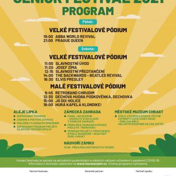 Program Senior Festivalu