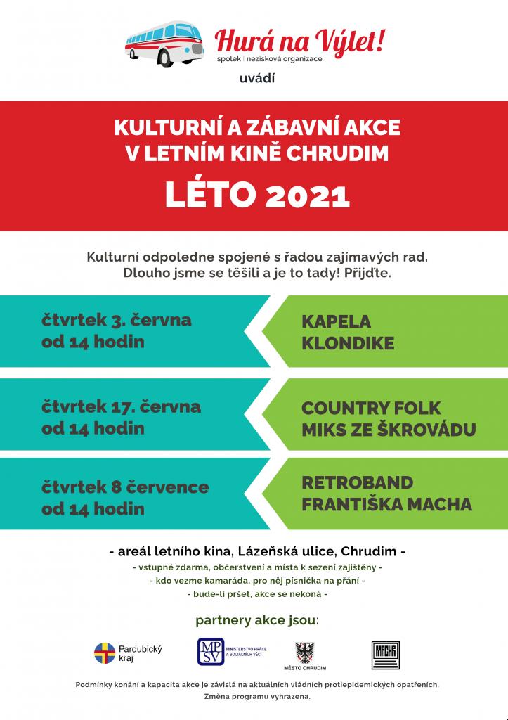 Akce 2021 Červen   Hurá na Výlet